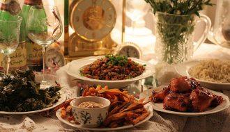 Khám phá những món ăn đón năm mới của các nước trên thế giới