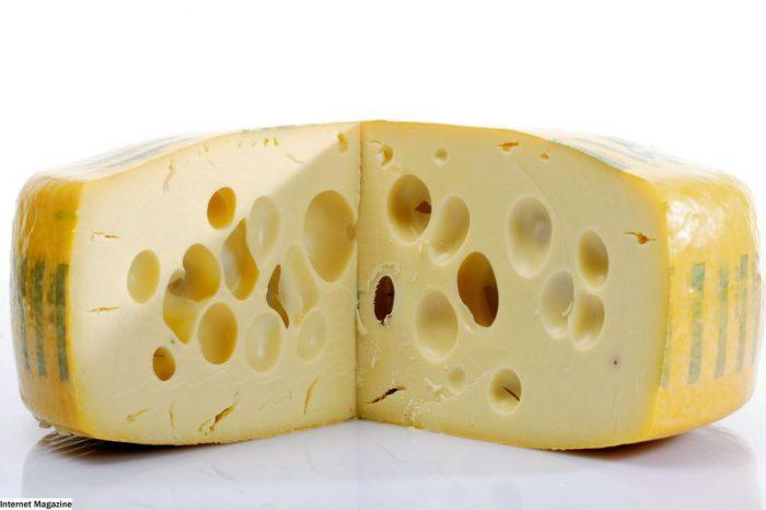 Thụy Sỹ cũng có nhập khẩu Pho mát